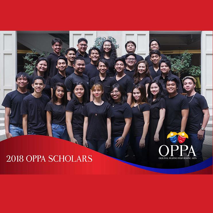 ORIGINAL PILIPINO PERFORMING ARTS   OPPA Foundation